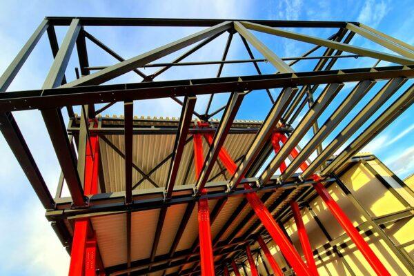 Rolta Brezno oceľová konštrukcia 19