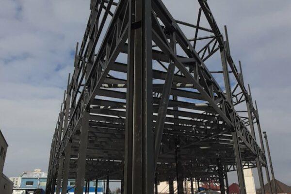 Oceľová konštrukcia ANDACO Hlohovec 3