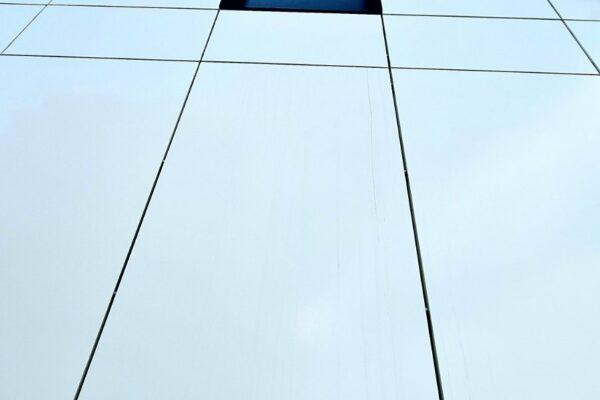Presklená fasáda okná a dvere Zubné centrum Poprad 12