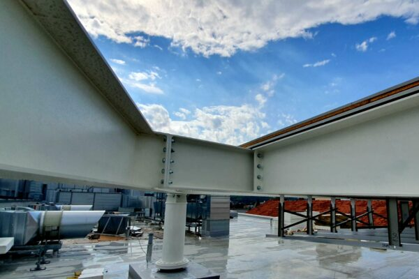 ocelove nosniky pre strechy
